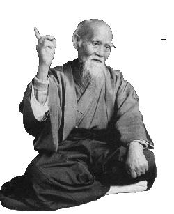 Paroles du fondateur Maître Ueshiba Morihei