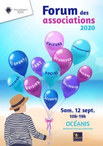 Fête du sport et Forum des associations 2020