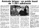 Ouest France 1999 - ALP - Les benevoles recompenses.