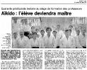 Ouest France Mercredi 16 mai 2001 J.Y Le Vour ch J Bardet