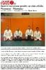 Article Ouest France samedi 5 juillet 2013