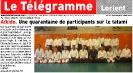 Article Télégramme du 6 Juin 2013